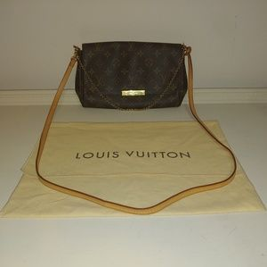 Authentic Louis Vuitton Favorite MM
